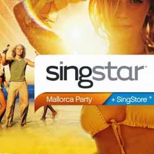 SingStar Mallorca Party Ps3 Code Price Comparison