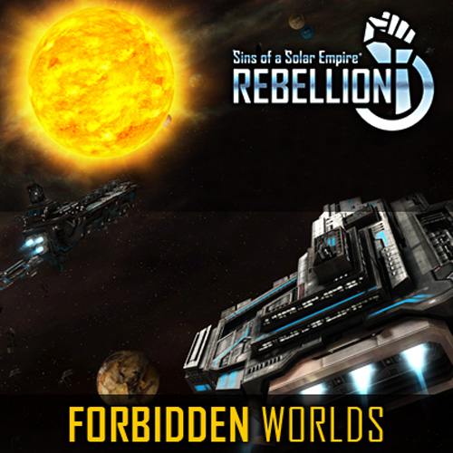 Sins of a Solar Empire Rebellion Forbidden Worlds Digital Download Price Comparison