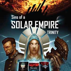 Sins of a Solar Empire Trinity