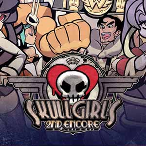 Skullgirls 2nd Encore PS4 Code Price Comparison