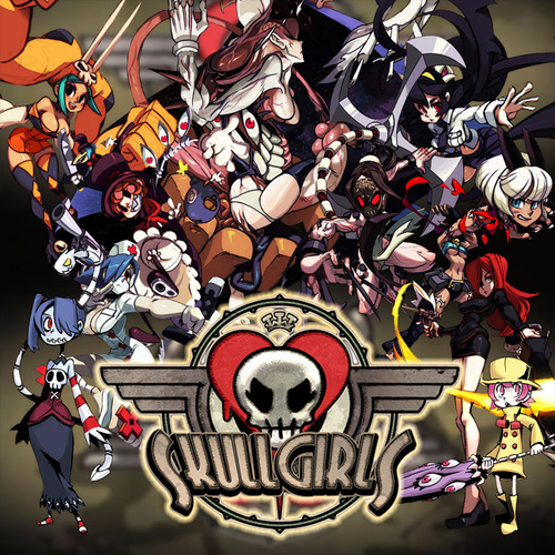 Skullgirls Color Palette Digital Download Price Comparison