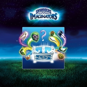 Skylanders Imaginators Platinum Chest