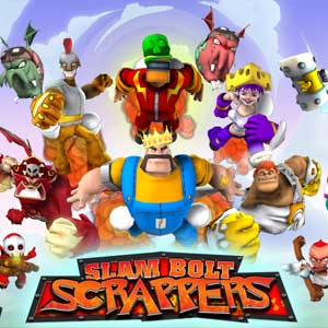 Slam Bolt Scrappers Digital Download Price Comparison