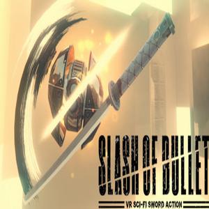 SLASH OF BULLET VR