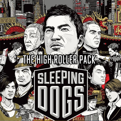 Sleeping Dogs The High Roller Pack Digital Download Price Comparison