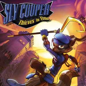 Sly Cooper Thieves in Time PS3 Code Price Comparison