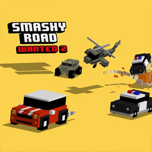Smashy Road Wanted 2