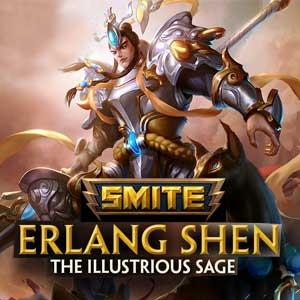 SMITE Erlang Shen and Erlang Shen Illustrious Skin Digital Download Price Comparison