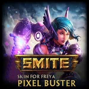 SMITE Freya and Pixel Buster Skin Digital Download Price Comparison