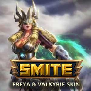 SMITE Freya and Valkyrie Skin Digital Download Price Comparison