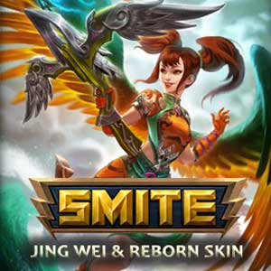 SMITE Jing Wei and Reborn Skin Digital Download Price Comparison