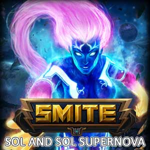 SMITE Sol and Sol Supernova Skin Xbox One Code Price Comparison