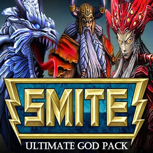 SMITE Ultimate God Pack Digital Download Price Comparison
