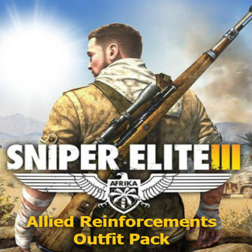 Sniper Elite 3 Allied Reinforcements Outfit Pack Digital Download Price Comparison