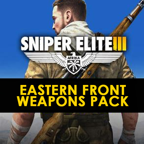 Sniper Elite 3 Eastern Front Weapons Pack Digital Download Price Comparison