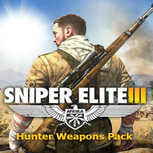 Sniper Elite 3 Hunter Weapons Pack Digital Download Price Comparison