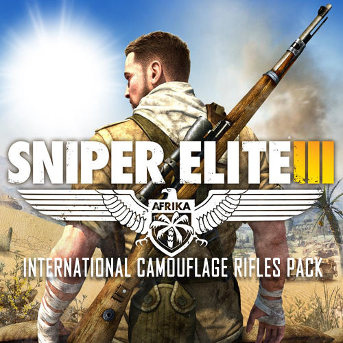 Sniper Elite 3 International Camouflage Rifles Pack Digital Download Price Comparison