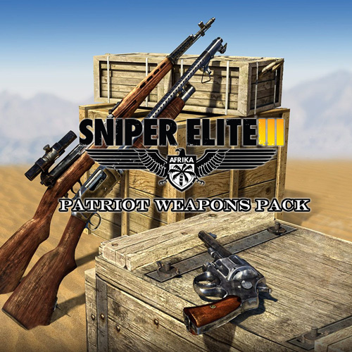 Sniper Elite 3 Patriot Weapons Pack Digital Download Price Comparison