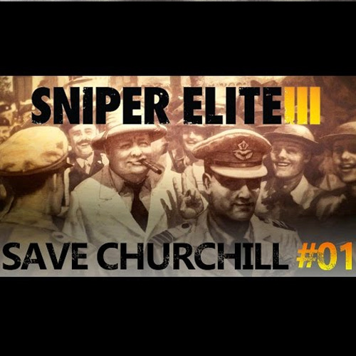 Sniper Elite 3 Save Churchill Part 1 In Shadows Digital Download Price Comparison