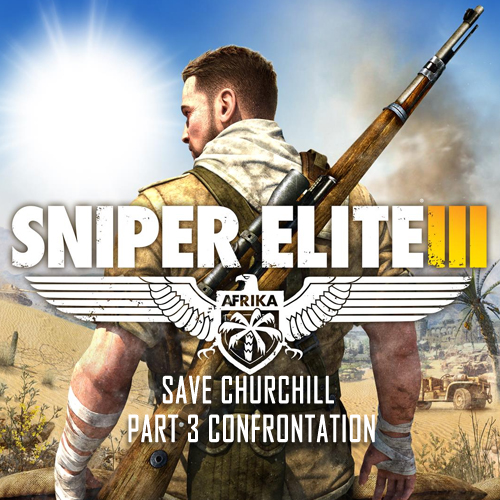 Sniper Elite 3 Save Churchill Part 3 Confrontation Digital Download Price Comparison