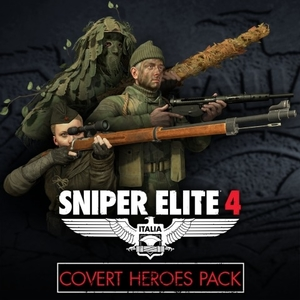 Sniper Elite 4 Covert Heroes Character Pack Digital Download Price Comparison