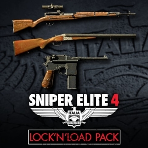 Sniper Elite 4 Lock and Load Weapons Pack Ps4 Digital & Box Price Comparison