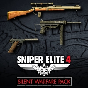 Sniper Elite 4 Silent Warfare Weapons Pack