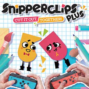 Snipperclips Plus Cut It Out Together Nintendo Switch Cheap Price Comparison