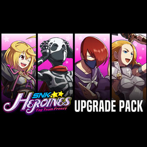 SNK HEROINES Tag Team Frenzy UPGRADE PACK