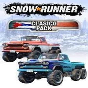 SnowRunner Clasico Pack Xbox Series Price Comparison