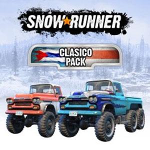 SnowRunner Clasico Pack Xbox One Digital & Box Price Comparison