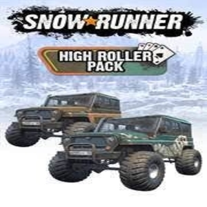 SnowRunner High Roller Pack Xbox Series Price Comparison