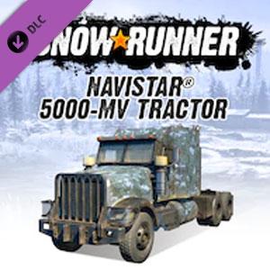 SnowRunner Navistar 5000-MV Tractor Digital Download Price Comparison