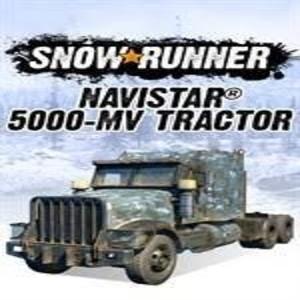 SnowRunner Navistar 5000 MV Tractor Ps4 Price Comparison