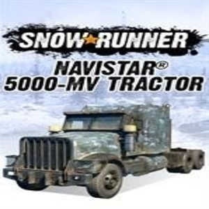 SnowRunner Navistar 5000 MV Tractor Xbox One Digital & Box Price Comparison