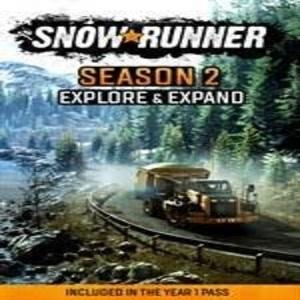 SnowRunner Season 2 Explore and Expand Xbox Series Price Comparison