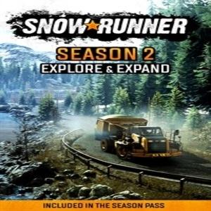 SnowRunner Season 2 Explore & Expand Ps4 Price Comparison