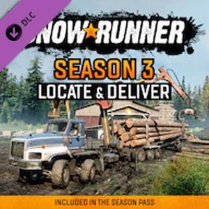 SnowRunner Season 3 Locate and Deliver Xbox One Price Comparison