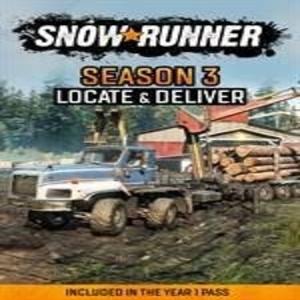 SnowRunner Season 3 Locate and Deliver Xbox Series Price Comparison