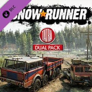 SnowRunner Tatra Dual Pack Nintendo Switch Price Comparison