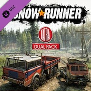 SnowRunner TATRA Dual Pack Digital Download Price Comparison