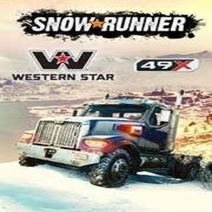 SnowRunner Western Star 49X Xbox Series Price Comparison