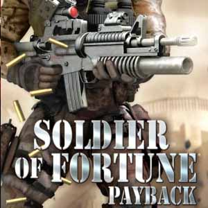 Soldier of Fortune Payback XBox 360 Code Price Comparison