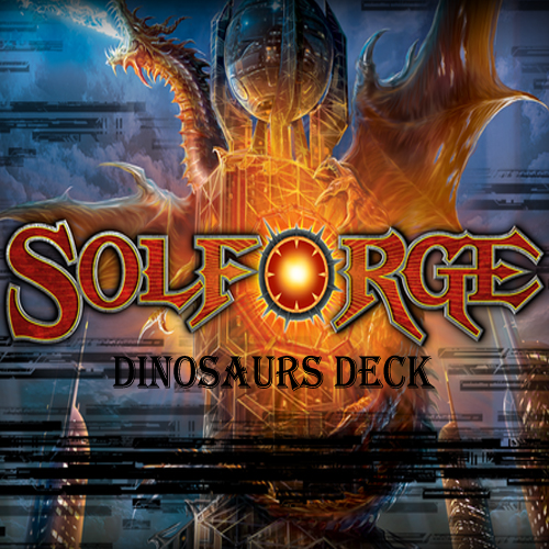 SolForge Dinosaurs Deck Digital Download Price Comparison