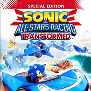 Sonic & All-Stars Racing Transformed Xbox 360 Code Price Comparison