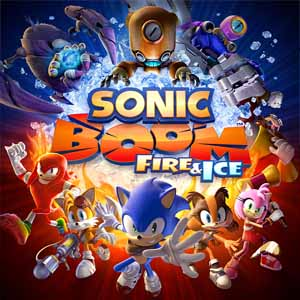 Buy Sonic Boom Fire and Ice Nintendo 3DS Download Code Compare Prices