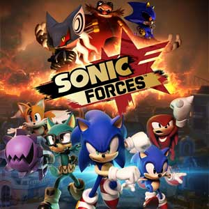 Sonic Forces Xbox One Code Price Comparison