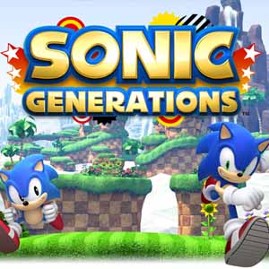 Buy Sonic Generations Nintendo 3DS Download Code Compare Prices
