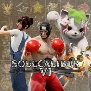 SOULCALIBUR 6 DLC10 Character Creation Set D Digital Download Price Comparison