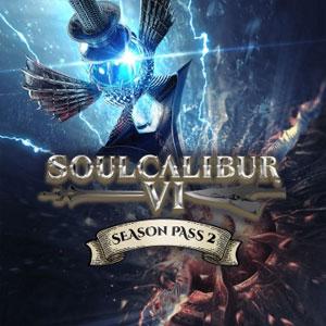 SOULCALIBUR 6 Season Pass 2 Ps4 Digital & Box Price Comparison